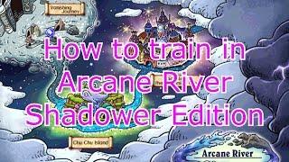 [Maplestory V] Arcane River Training Tips For Shadowers