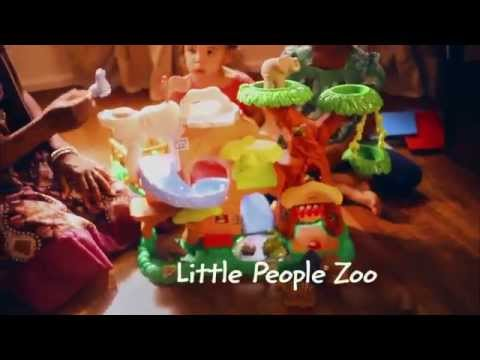 Fisher Price - Little People - Zoo Talkers Animal Sounds Zoo