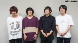 KANA-BOON | Skream! インタビュー http://skream.jp/interview/2016/10...