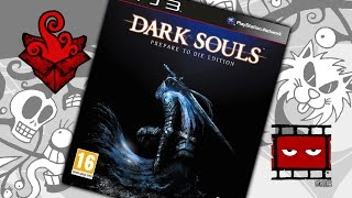 UNBOXING DARK SOULS PREPARE TO DIE EDITION   ESPAÑOL   PS3   PAL ESP   SERIOUS FRAME REVIEW