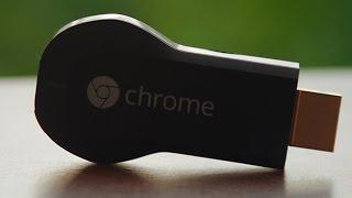 Обзор Google Chromecast