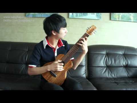 (Jason Mraz) I'm Yours - Sungha Jung (Guitarlele)