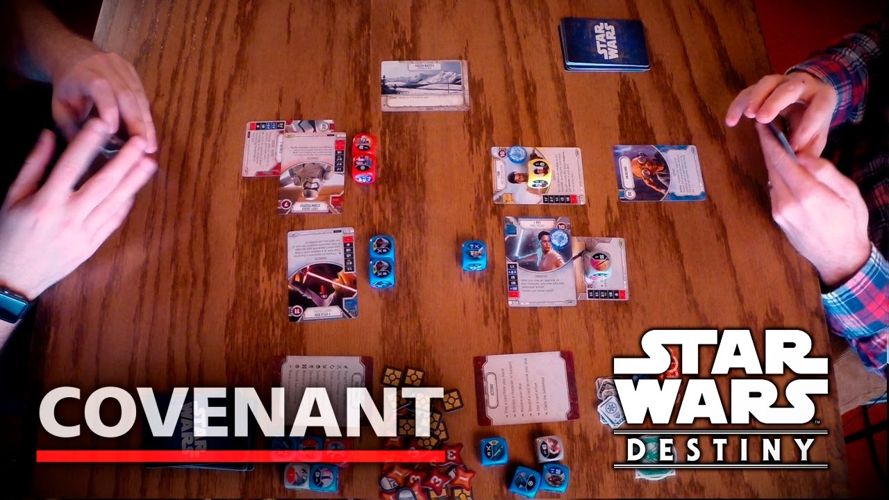 Uncategorized Star Wars Learning Games how to play star wars destiny game tutorial youtube