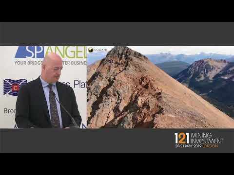 Presentation: Goliath Resources - 121 Mining Investment London Spring 2019
