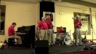 "Bob Schulz Frisco Jazz Band  ""The Lady in Red"""
