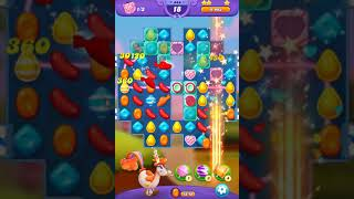 Candy Crush Friends Saga Level 444 NO BOOSTERS - A S GAMING