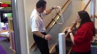 StairAID - A Stair Mobility Aid