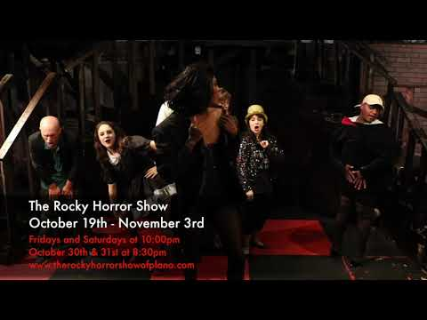 The Rocky Horror Show Of Plano