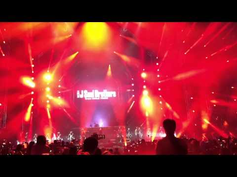 ULTRAJAPAN 2015 Afrojack 三代目J Soul Brothers Summer Madness