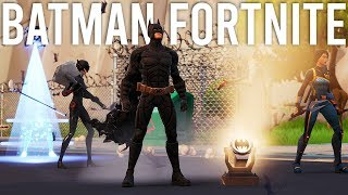 Batman is in Fortnite now...