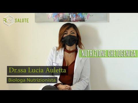 La nutrizione chetogenica con la Dr.ssa Lucia Auletta