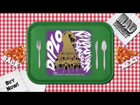 Diplo - Revolution (RUN DMT Remix) [ft. Faustix & Imanos and Kai][Official Full Stream]