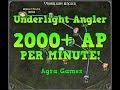 2000+ Artifact Power Per MINUTE! Underlight Angler Trick!