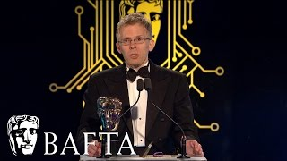 John Carmack receives the BAFTA Fellowship | BAFTA Games Awards 2016