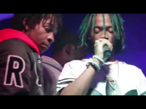 Skooly Performs Live At Club Luna - Greenville, SC (Night Of Bankroll Fresh's Passing)