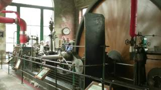 Bancroft Mill engine start up