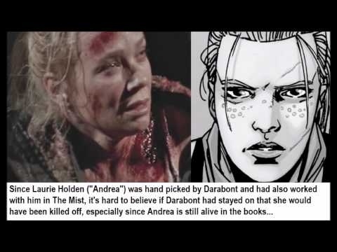 Could the Walking Dead have been Different with Frank Darabont?