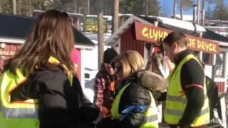 Vinterarrangemang i Umeå regionen Tallbacken Camping
