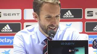 Spain Vs England (2 - 3)   Gareth Southgate Full Post Match Analysis   UEFA Nations League