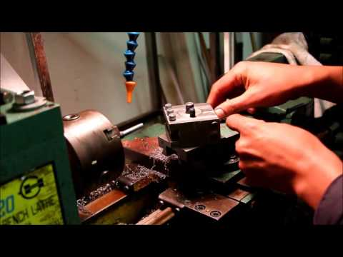 My Shop Made Quick Change Lathe Dovetailed Toolpost from YouTube · Duration:  5 minutes 35 seconds