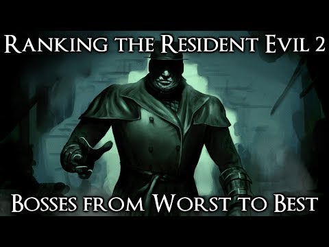 Ranking the Resident Evil 2 Remake Bosses from Worst to Best