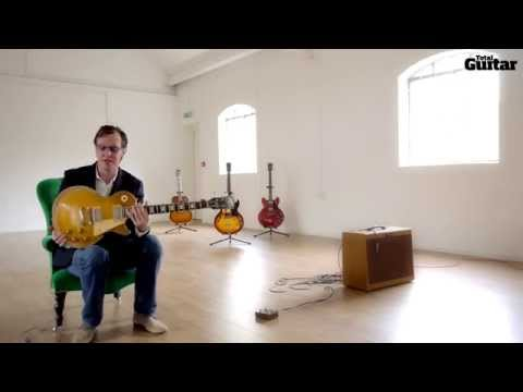 Me and my guitar interview with Joe Bonamassa / Bernie Marsden's '59 Gibson Les Paul 'The Beast