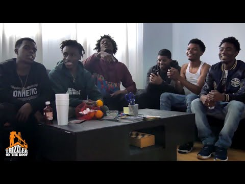 ShooterGang talks Mozzy camp, life in Oak Park, & 'Monkey in the Middle' || Thizzler.com Interview