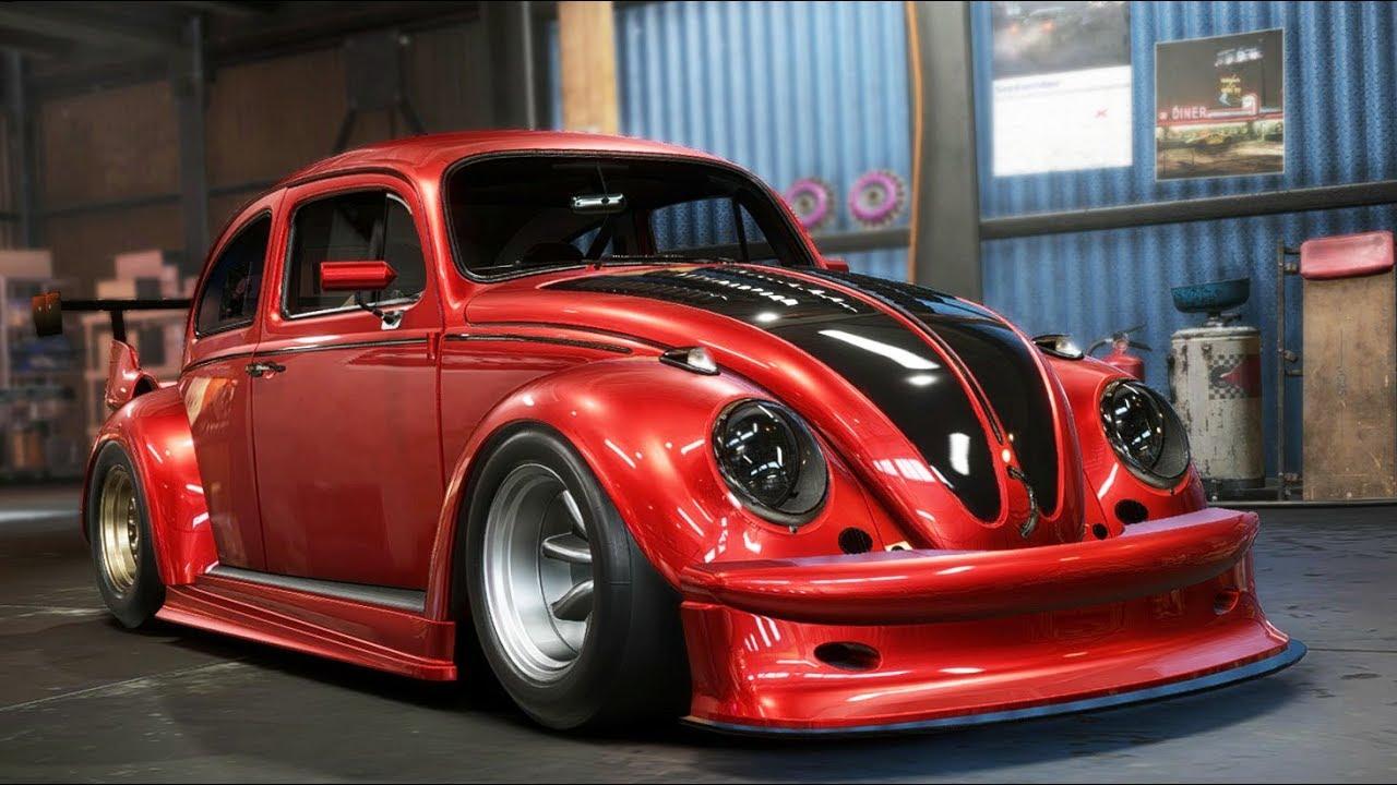Need for Speed Payback | CRAZY FAST VW Beetle Race SUPERBUILD