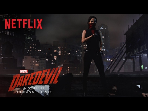 Marvel's Daredevil | Character Artwork: Elektra [HD] | Netflix