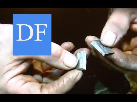 Blacksmithing for Beginners -   Forge Welding 1