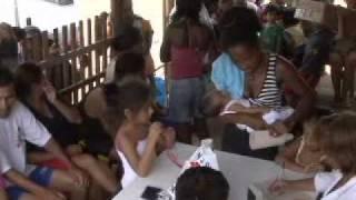 Fundación Cruzada Nueva Humanidad - Brigada Médica 15-04-2010