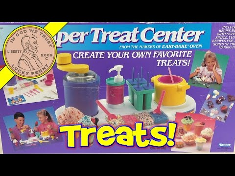 Easy Bake Super Treat Center By Kenner - 1990