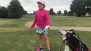 Ally on the Course -  Whats in the bag (Spring 2021)