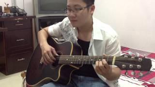 Chuyện mưa (guitar cover by siêu Bựa đại nhân)