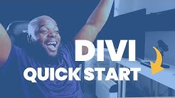 Divi builder tutorial 2019 - Getting started with Divi Theme