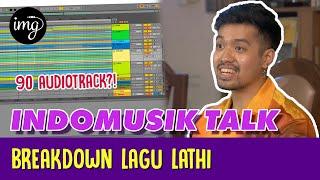 Download lagu PERAN GERALD DALAM LAGU LATHI - WEIRD GENIUS   IndomusikTalk