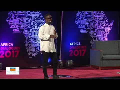 Consistency | SARKODIE|Africa Dialogues
