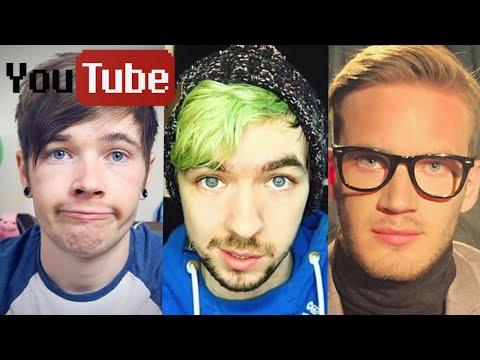 Top 10 RICHEST Gaming Youtubers Of 2016 - DanTDM, PewDiePie, JackSepticEye, TheDiamondMinecart