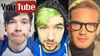 Top 10 RICHEST Gaming Youtubers Of 2016 - DanTDM, PewDiePie, JackSepticEye, TheDiamondMinecart