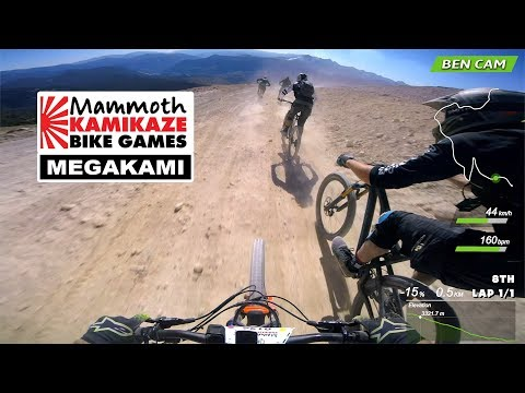 MegaKami DH Race | 2018 Kamikaze Bike Games At Mammoth Mountain