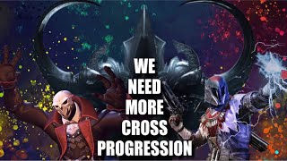 Cross Progression Could Be The KEY To More Sales - Did Fortnite create a new standard in gaming?