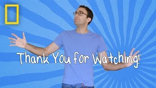 Thank You for Watching! | Ingredients With George Zaidan