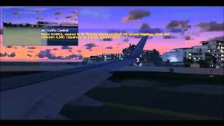 fs2004 Caribbean Airlines 737-800