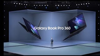 Samsung unpacked event | samsung galaxy book pro😱 | galaxy book pro🔥 360 | launch event😱🔥| In india?
