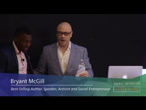 Bryant McGill - Presentation