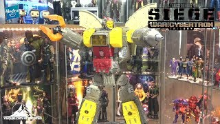 transformers Siege Titan Class OMEGA SUPREME Video Review