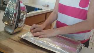 Long Term Food Storage: How To Vacuuseal A Mylar Bag! Big Thanks To Frugal Prepper!