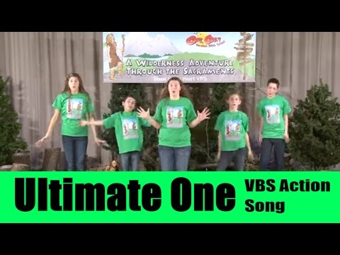 The Ultimate One Action Song from Cat.Chat Catholic VBS A Wilderness Adventure