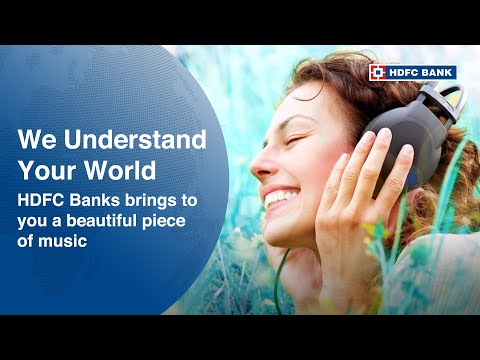 A beautiful piece of music with the HDFC Bank MOGO at its heart
