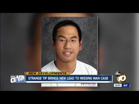 Strange tip brings new San Diego lead to missing man case